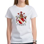Weinzierl Family Crest Women's T-Shirt