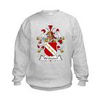 Weinzierl Family Crest Kids Sweatshirt