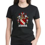 Weinzierl Family Crest Women's Dark T-Shirt