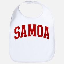 SAMOA (red) Bib