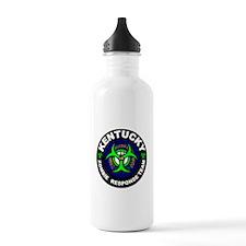 Kentcuky Zombie Respon Sports Water Bottle