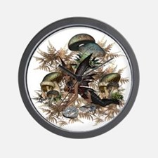 Fairy in The Garden 1 Wall Clock