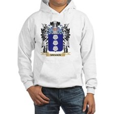 Amsden Coat of Arms - Family Cre Hoodie