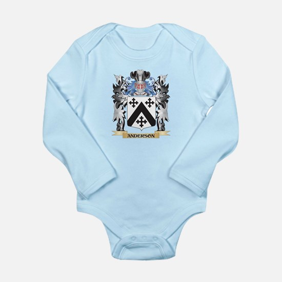 Anderson Coat of Arms - Family Crest Body Suit