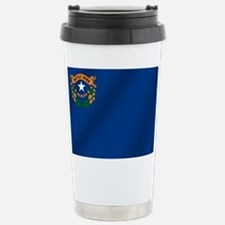 Flag of Nevada Travel Mug