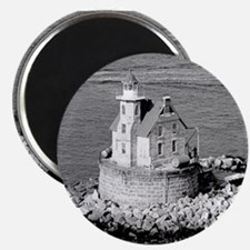 Race Rock Lighthouse Magnets