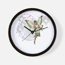 Fairy 7 Wall Clock