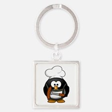 Penguin Grill Keychains