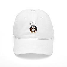 Penguin Grill Baseball Cap