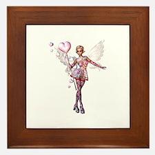 Love Fairy Framed Tile