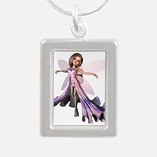 Little Purple Fairy Necklaces