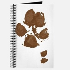 Muddy Double Dew Print Journal