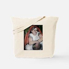 Ethnic women Tote Bag