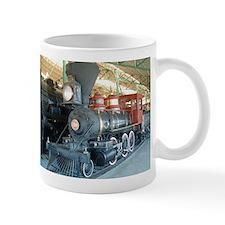 Antique train unique design Mugs