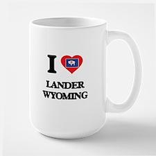 I love Lander Wyoming Mugs