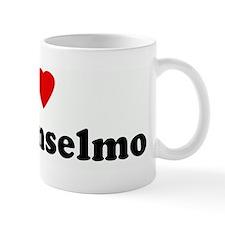 I Love Phil Anselmo Mug
