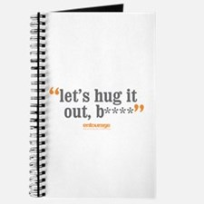 Entourage Hug It Out Journal