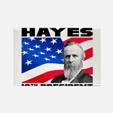 19 Hayes Rectangle Magnet