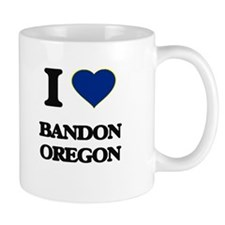 I love Bandon Oregon Mugs