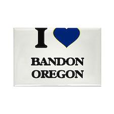 I love Bandon Oregon Magnets