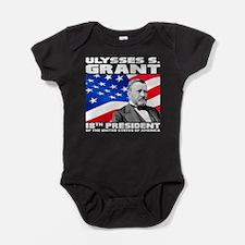 18 Grant Baby Bodysuit