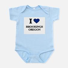I love Brookings Oregon Body Suit
