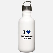 I love Brookings Orego Water Bottle