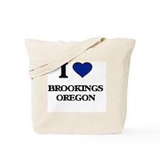 I love Brookings Oregon Tote Bag