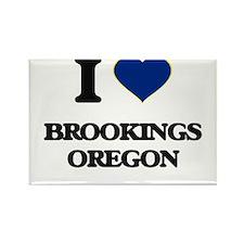 I love Brookings Oregon Magnets
