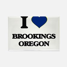 I love Brookings Oregon Magnets