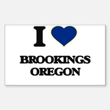 I love Brookings Oregon Decal