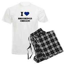 I love Brookings Oregon Pajamas