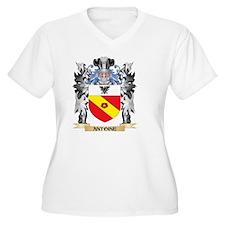 Antoine Coat Plus Size T-Shirt