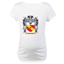 Antoine Coat of Arms - Family Cr Shirt