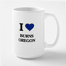 I love Burns Oregon Mugs