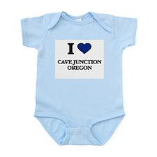 I love Cave Junction Oregon Body Suit