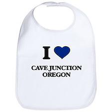 I love Cave Junction Oregon Bib