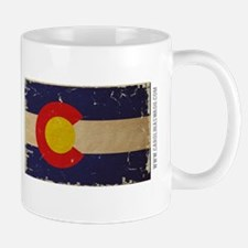 Colorado State Flag VINTAGE Mug