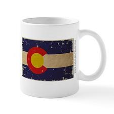 Colorado State Flag VINTAGE Mug