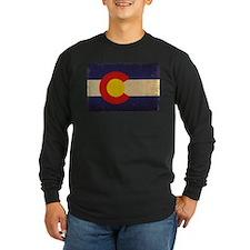 Colorado State Flag VINT T