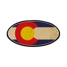 Colorado State Flag VINTAGE Patches