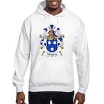 Wasch Family Crest Hooded Sweatshirt