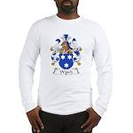 Wasch Family Crest Long Sleeve T-Shirt