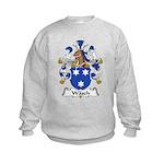Wasch Family Crest Kids Sweatshirt