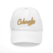 Colorado Script Gold VINTAGE Baseball Cap