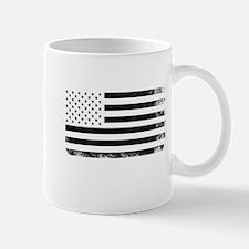 Vintage USA Flag Mugs