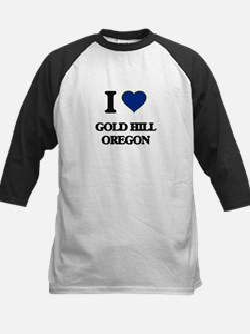 I love Gold Hill Oregon Baseball Jersey
