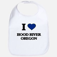 I love Hood River Oregon Bib