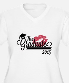 The Graduate 2015 Plus Size T-Shirt
