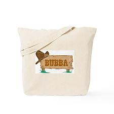 Bubba western Tote Bag